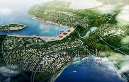 莆田石门澳围海造地整体工程(28亿)