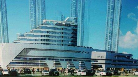 厦门轨道交通1号线园博苑站集杏海堤北侧地块配套项目(2.2亿元)