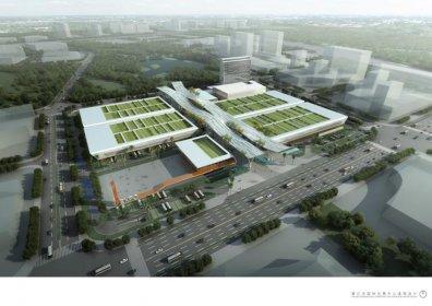 福建省泉州市晋江市国际会展中心(9.714亿元)