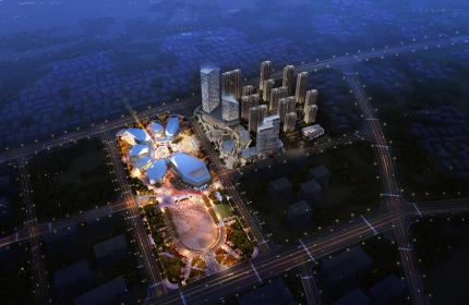 瑞金市文化艺术中心综合开发建设项目(4.21亿元)