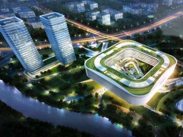 趣店科技金融创新园区项目(12亿元)