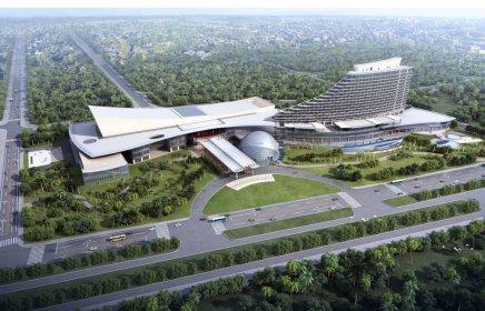 厦门国际会议中心改建工程(金砖五国会晤主会场)