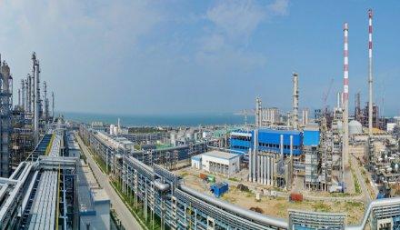 福建漳浦PX及配套工程项目(137.8亿元)