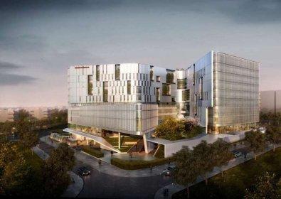 厦门住宅建设集团办公大楼(2亿元)