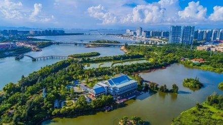厦门五缘湾市政设施修缮工程(8000万元)