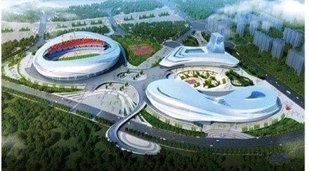 河北唐山新体育中心(EPC)项目(12.79亿元)