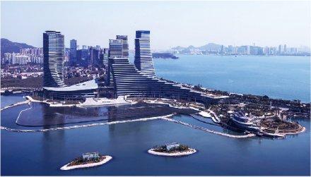东南航运中心(50亿元)