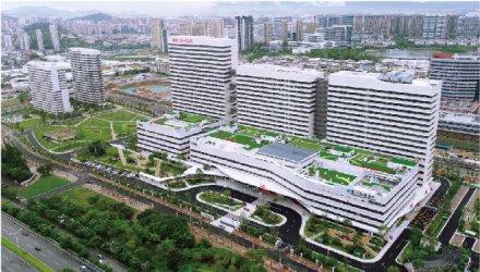 厦门五缘湾综合医院(10亿元)