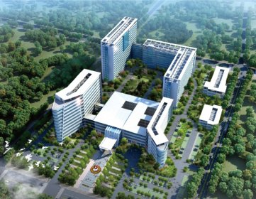 江西石城县人民医院住院医技综合楼及老年医疗养护中心二合一项目(8500万元