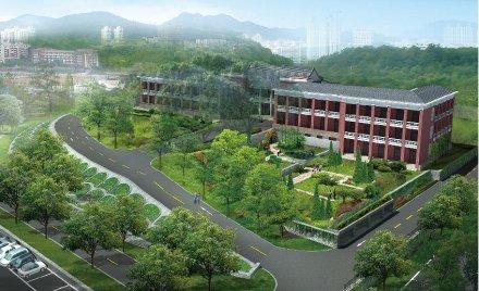 漳州市芝山大院除险加固、环境整治工程(1.1亿元)